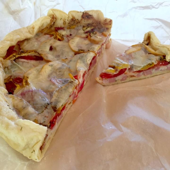 La recette du jour - La tarte innée
